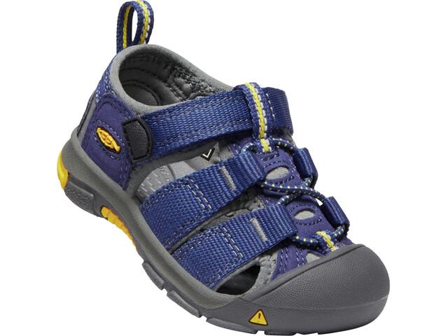 Keen Newport H2 Sandals Toddler blue depths/gargoyle